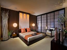 bedroom attractive beautiful japanese wall decor for best paint