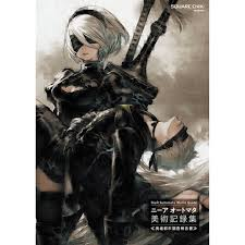 nier automata strategy guide book