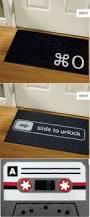 Geek Doormat Geeky Decor Accessories For Home Part 2