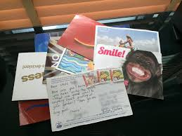 sending a mail overseas from malaysia not your typical tourist