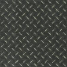 polyflor luxury expona vinyl black treadplate flooring funky