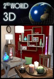 Interior Accessories Everyday Items Interior Accessories 3d Models 2nd World