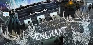 vancouver christmas light maze studio cloud 30 named the official entertainment sponsor for enchant