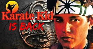Nerd Karate Kid Meme - karate kid is coming out of retirement in cobra kai best of comic