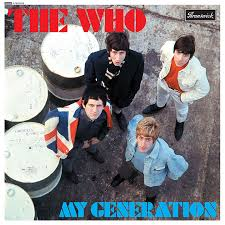 my photo album my generation the who