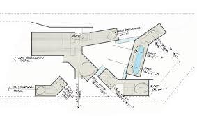 mcauliffe u0026 co architects desert hillside house mcauliffe