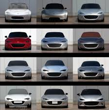 mazda logo history mazda u0027s story on the fourth generation mx 5 design