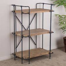 Extra Tall Bookcases Industrial Bookcase Ebay