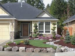 download ranch style home landscaping ideas for front yard