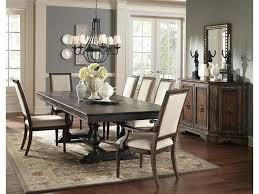 pulaski furniture dining room montserrat table base 201015