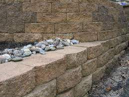 replace load bearing wall with beam diy instructions how lay retaining wall with blocks