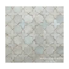 moroccan tile white moroccan bathroom wall tile