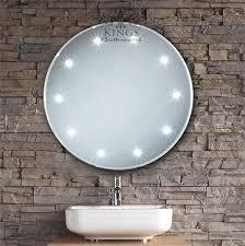 led bathroom mirrors uk mirror design ideas round contemporary led bathroom mirrors uk star
