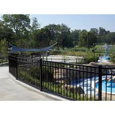 montage plus ornamental steel fence ameristar fence products