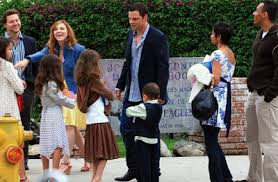 easter plays for church televisionista justin chambers family attend easter service