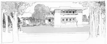 Frank Lloyd Wright House Plans by A Fireproof House For 5000 Wikiwand