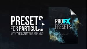 pro fx presets adobe after effects template animate blog