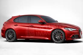 Rear Wheel Drive Alfa Romeo Giulietta For 2017 Auto Express