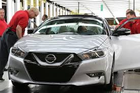 2016 Nissan Maxima Enters Production At Smyrna Tennessee