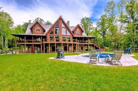 private nc mountain lodge acreage estate elk knob