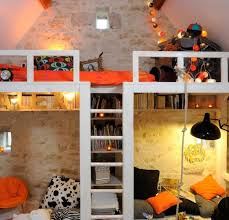 Loft Bed Ideas Kids Will Love - Bedroom mezzanine