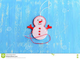 how to sew a christmas snowman ornament step christmas tree