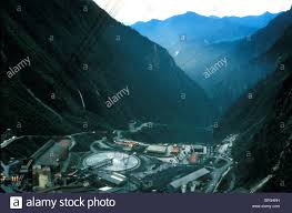 freeport indonesia u0027s grasberg mine site reached by the world u0027s