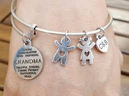 best bracelet charms images The best grandma nana qualities laser engraved bangle charm jpg