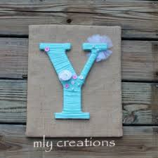 best monogrammed home decor products on wanelo