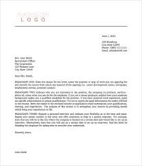 6 latex cover letter templates u2013 free sample example format