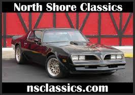 pontiac all classic cars for sale