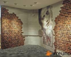 emejing wand gestalten mit steinen gallery ideas design - Wand Gestalten Mit Steinen