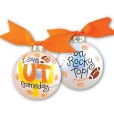 tennessee ornament of tennessee vols go vols