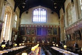 Hogwarts Dining Hall by Study Hard Play Hard Oxford 2015 U2013 Adventures Of A Twenty