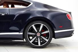 bentley continental rims 2017 bentley continental gt v8 s coupe