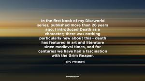 in the book of my discworld series quotes by terry