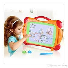 2017 2017 new magnetic drawing board painting color children u0027s