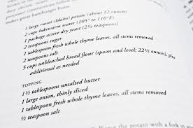 cuisiner en anglais ingrédients américains et équivalences transatlantiques