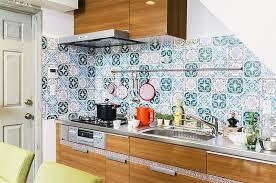 kitchen backsplash stickers pvblik vinyl decor backsplash