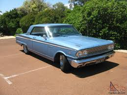 fairlane 500 1963 sports coupe manual in wa