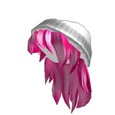is there pink hair in roblox hot pink hair roblox