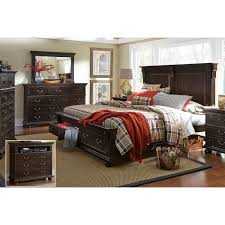 Progressive Willow Bedroom Set Progressive Furniture P665 14 La Cantera Chest In Tobacco