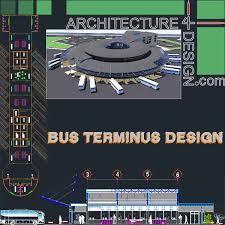 bus terminal architecture design a collection of 11 bus terminal