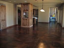Dark Stain Concrete Floor Colors Google Search Sports Bars - Concrete home floors