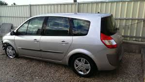 renault grand scenic rugged sale