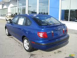 2005 hyundai elantra gt 2005 tidal wave blue hyundai elantra gt hatchback 8191442 photo
