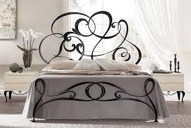 fer forgé chambre coucher lit fer meubles appart lits il sera et mobilier