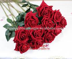 silk roses sjh011108 silk roses artificial roses stem artificial