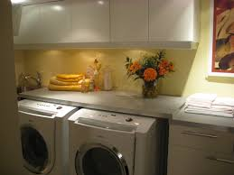 Decorated Laundry Rooms by Laundry Rooms In Dark Damp Basements Who Wouldn T Love Doing