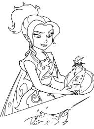 disney fairy coloring pages free tinker bell and the pirate fairy coloring pages picture 1